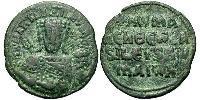 1 Follis 拜占庭帝国 青铜 君士坦丁七世 (905 -959)