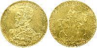 50 Leu Königreich Rumänien (1881-1947) Gold Karl I. (Rumänien) (1839 - 1914)