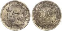 50 Centime Monaco  Louis II de Monaco (1870-1949)