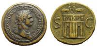 1 Sesterce Empire romain (27BC-395) Bronze Domitien (51-96)