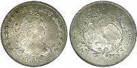1 Dollar USA (1776 - ) Copper/Silver Anne Willing Bingham (1764-1801)