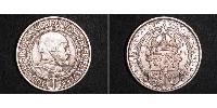 2 Krone Schweden Silber