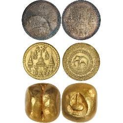 Thailand (Siam) - Rattanakosin Kingdom (XVIII - XX centuries) (21) монет - spa1