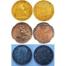 Belgian coins (27) coins - spa1