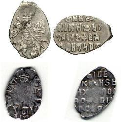 Чешуйки Царства Русского (11) Münzen - spa1