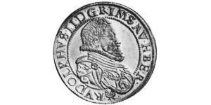 2 Thaler Saint-Empire romain germanique (962-1806) Argent