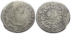 1 Kreuzer Germany Silver
