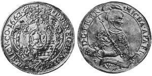 5 Ducat Principato di Transilvania (1571-1711) Oro