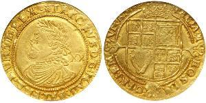 1 Laurel Kingdom of England (927-1649,1660-1707) Gold James I (1566-1625)