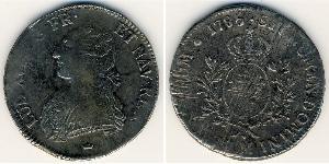 1 Ecu Francia medioevale (843-1791) Argento