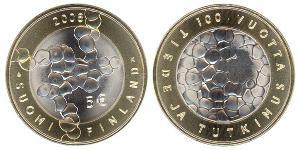 5 Euro Finlande (1917 - ) Bilame