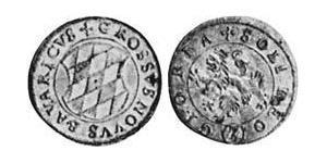 3 Kreuzer Geschichte Bayerns (907 - 1623) Silber Maximilian I. (Bayern)(1573 – 1651)