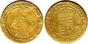 1/2 Соверен Королевство Англия (927-1649,1660-1707) Золото Эдуард VI  (1537-1553)