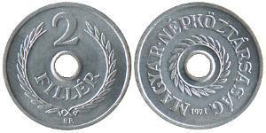 2 Filler 匈牙利 铝