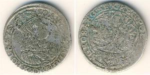 6 Grosh Polish-Lithuanian Commonwealth (1569-1795) Silver