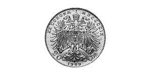 20 Corona Autriche-Hongrie (1867-1918) Or