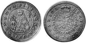 48 Kreuzer Duchy of Bavaria (907 - 1623) 銀 Maximilian I, Elector of Bavaria (1573 – 1651)