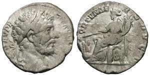 1 Denario Imperio romano (27BC-395) Plata Septimio Severo (145- 211)