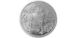 5 Dollar Australia (1939 - ) Gold