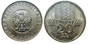 20 Злотый Польша
