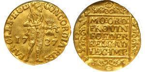 1 Ducat Dutch Republic (1581 - 1795) Gold