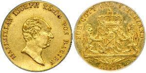 1 Ducat Königreich Bayern (1806 - 1918) Gold Maximilian I. Joseph (Bayern) (1756 - 1825)