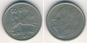 50 Ore Norway Copper/Nickel