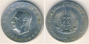 5 Mark République démocratique allemande (1949-1990) Cuivre/Nickel/Zinc