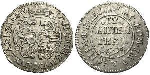 Thaler Germany Silver