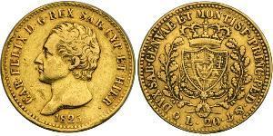 20 Lira Italia Oro