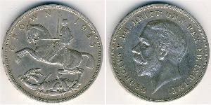 1 Крона Велика Британія  Срібло