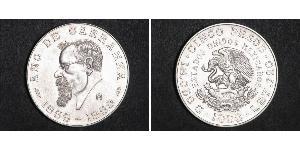 Песо Мексика Серебро