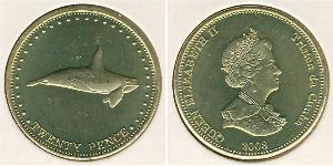 20 Penny 特里斯坦-达库尼亚