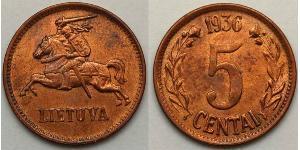 5 Cent Lituania (1991 - )