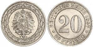 20 Pfennig German Empire (1871-1918)