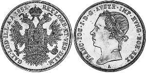 1/2 Талер Австрийская империя (1804-1867) Серебро