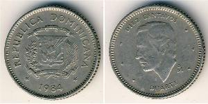 10 Centavo Dominican Republic