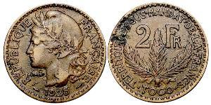 2 Franc France / French Third Republic (1870-1940)