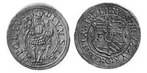 1 Дукат Священна Римська імперія (962-1806) Золото