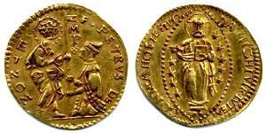 1 Lira Order of Malta (1080 - ) Gold