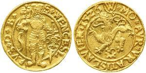 1 Гульден Федеральные земли Германии Золото