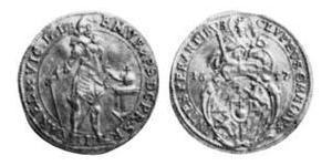 1 Ducat Electorate of Bavaria (1623 - 1806) 金 Ferdinand Maria, Elector of Bavaria (1636 – 1679)
