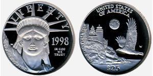 25 Dollar USA (1776 - )