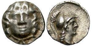 Обол Древняя Греция (1100BC-330) Серебро