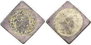 25 Stuiver Республика Соединённых провинций (1581 - 1795) Серебро