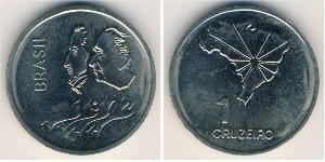 1 Cruzeiro Brazil Copper/Nickel