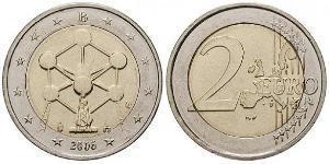 2 Євро Бельгія