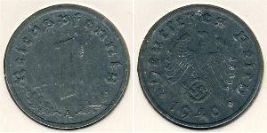 1 Pfennig Deutsches Reich (1933-1945) Zink