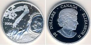 30 Dollar Canada Silver