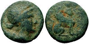 AE_ Antikes Griechenland (1100BC-330) Bronze